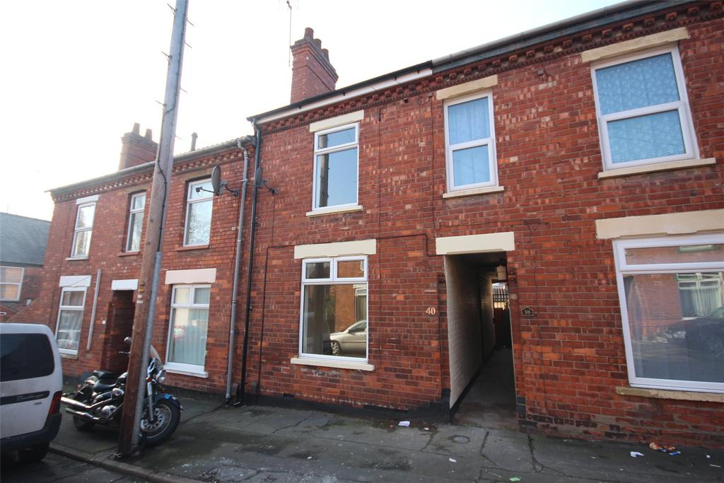 2 Bedrooms Terraced House for sale in Coleby Street, Lincoln, LN2