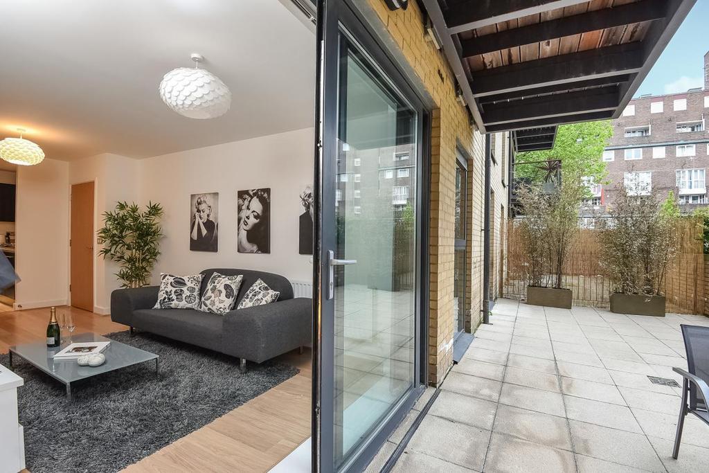2 Bedrooms Flat for sale in Hotspur Street, Kennington, SE11