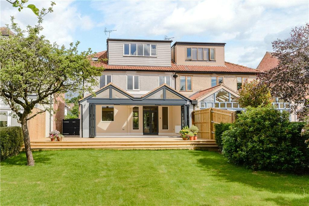 5 Bedrooms Semi Detached House for sale in Victoria Road, Oxford, Oxfordshire, OX2