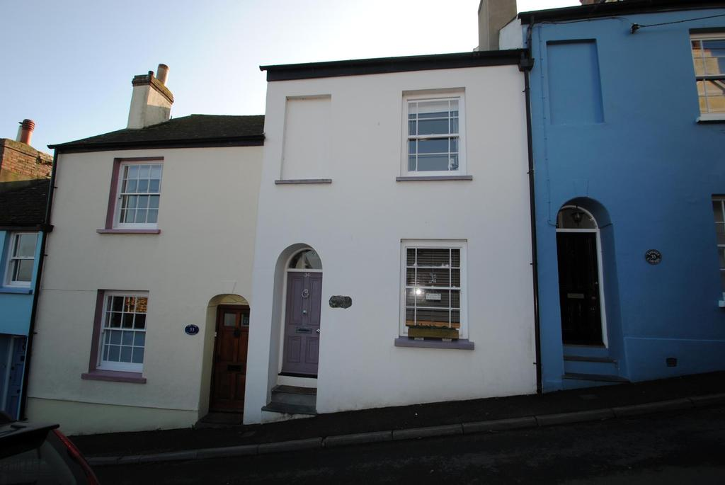 3 Bedrooms Terraced House for sale in Meeting Street, Appledore