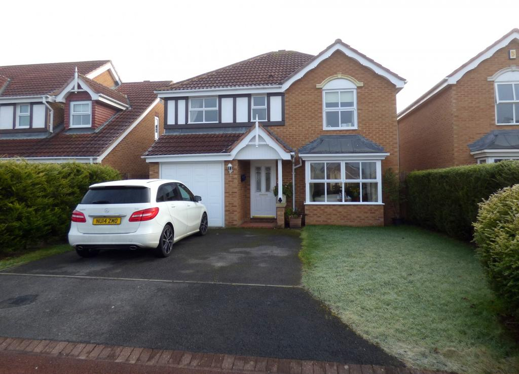 4 Bedrooms Detached House for sale in Pease Court, Eaglescliffe, Stockton-On-Tees, TS16