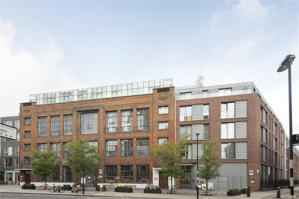 2 Bedrooms Flat for sale in Arthaus Apartments, 205 Richmond Road, London, E8