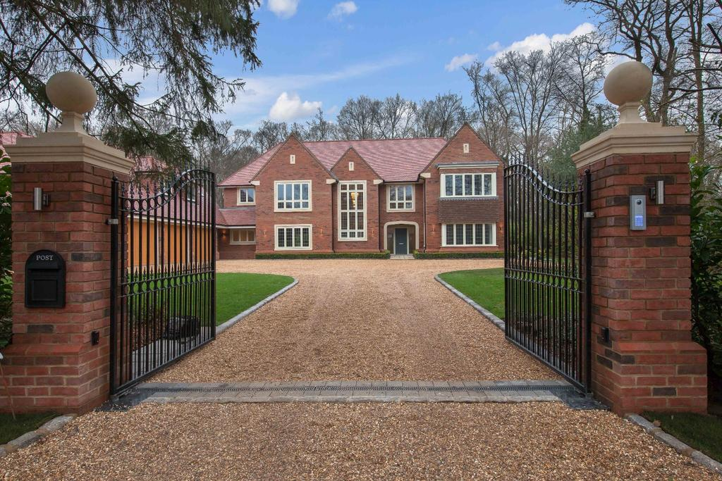 6 Bedrooms Detached House for sale in Old Long Grove, Seer Green