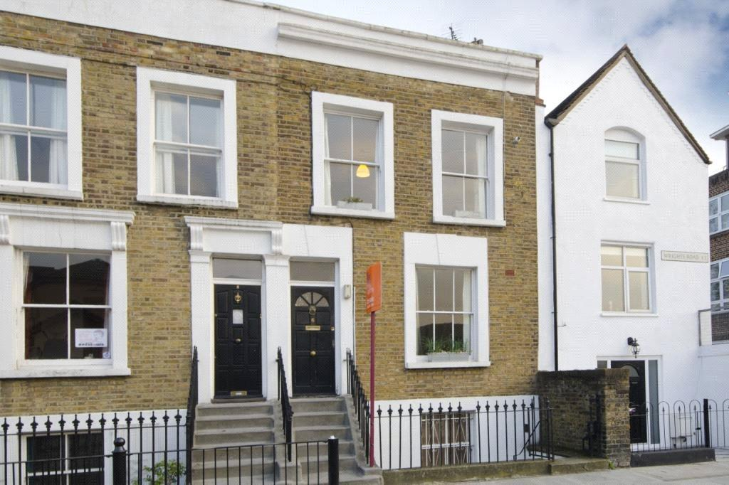 2 Bedrooms House for sale in Wrights Road, Bow, London, E3