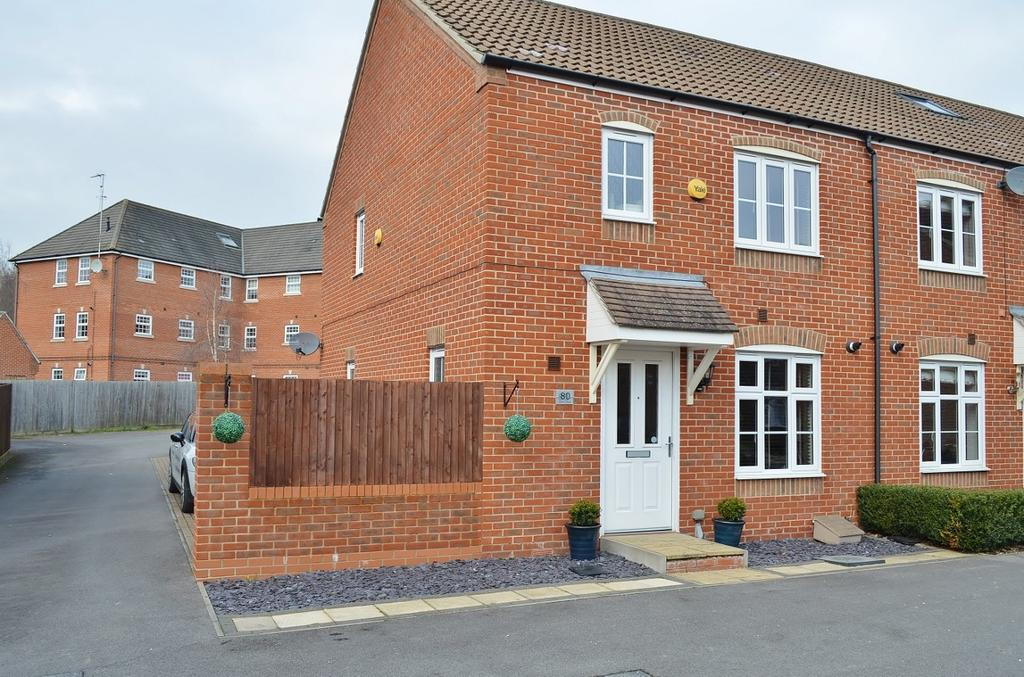 3 Bedrooms House for sale in Kirby Drive, Bramley