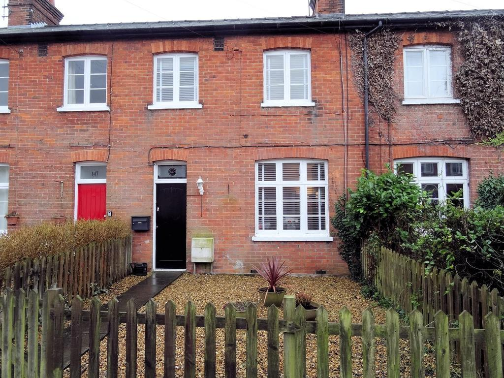 3 Bedrooms House for sale in Lower Brook Street, Basingstoke