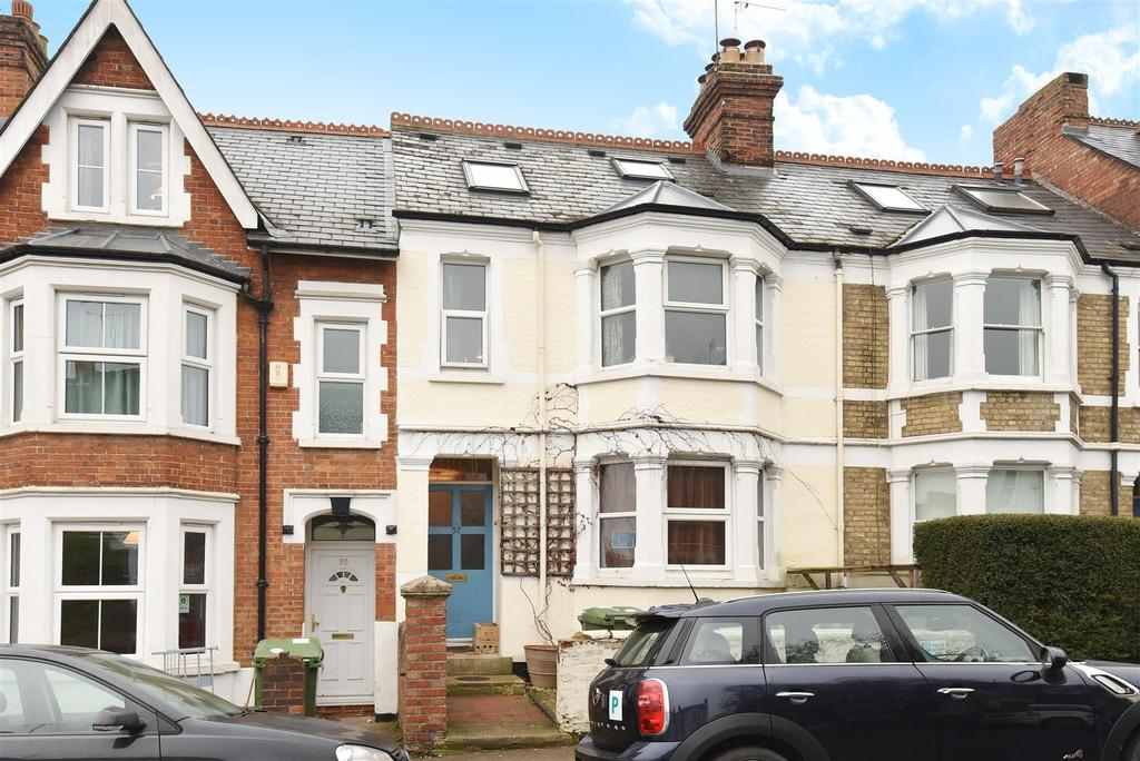 4 Bedrooms Terraced House for sale in Divinity Road, East Oxford