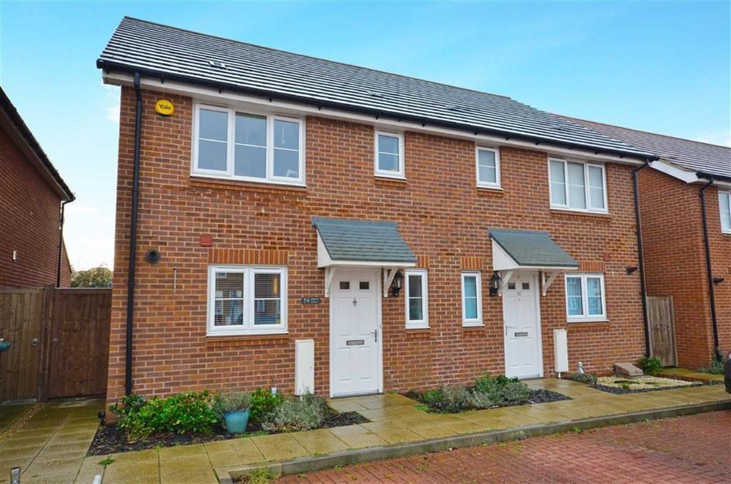 3 Bedrooms Semi Detached House for sale in Offord Grove, Watford, Hertfordshire