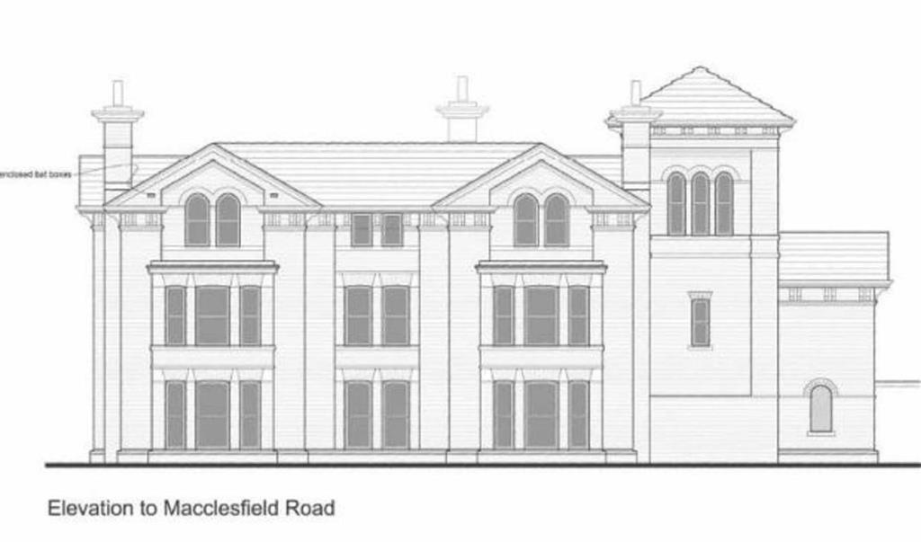 3 Bedrooms Detached House for sale in Macclesfield Road, Macclesfield