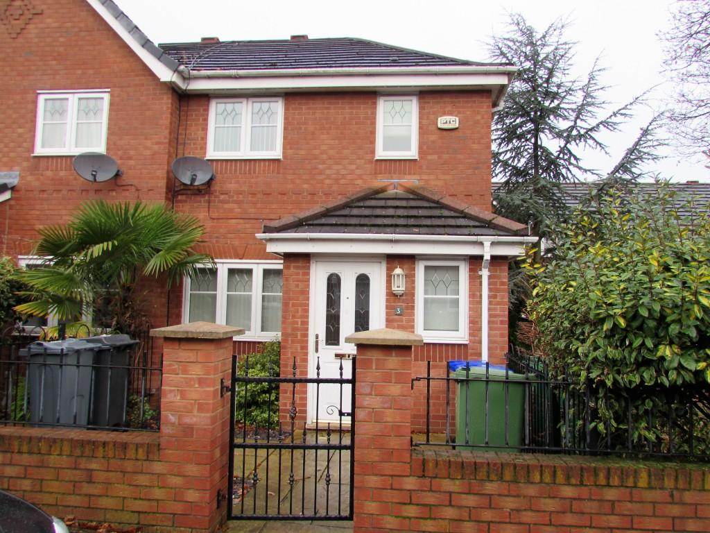 3 Bedrooms Semi Detached House for sale in Livingston Avenue, Manchester