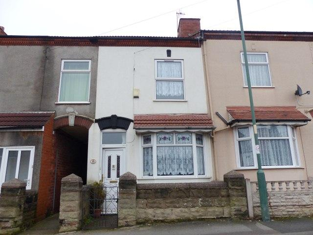 3 Bedrooms Terraced House for sale in Church Road,Brownhills,Walsall