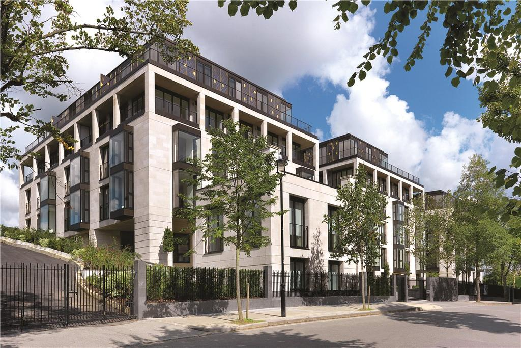 2 Bedrooms Flat for sale in 50, St Edmunds Terrace, Regent's Park, London, NW8