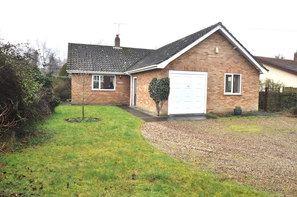 2 Bedrooms Detached Bungalow for sale in School Lane, Halesworth