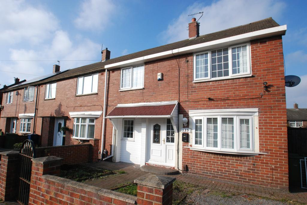 3 Bedrooms House for sale in Perth Avenue, South Shields