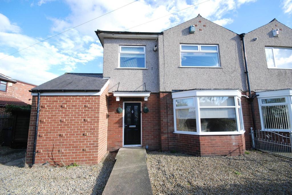 3 Bedrooms Semi Detached House for sale in Lambton Terrace, Jarrow