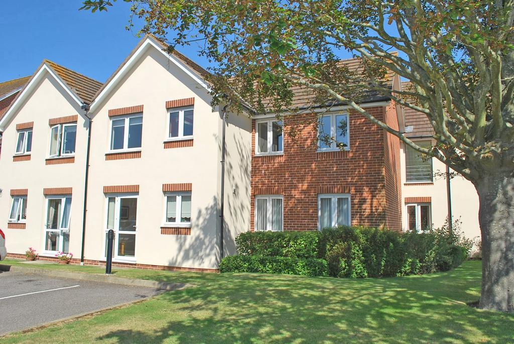 2 Bedrooms Retirement Property for sale in Buckingham Court, Shrubbs Drive, Bognor Regis, PO22