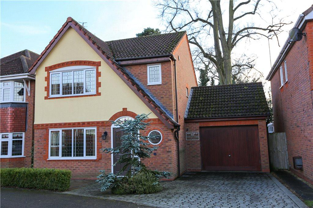 3 Bedrooms Detached House for sale in Brierley Road, The Oakalls, Bromsgrove, B60