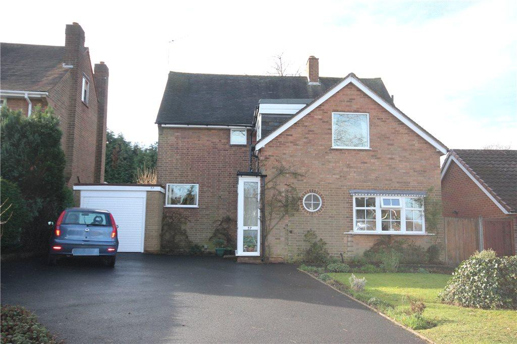 4 Bedrooms Detached House for sale in Yew Tree Lane, Solihull, West Midlands, B91