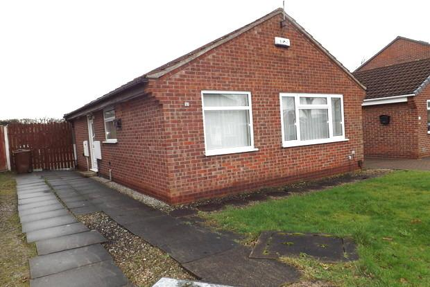 2 Bedrooms Bungalow for sale in Sankey Drive, Bulwell, Nottingham, NG6