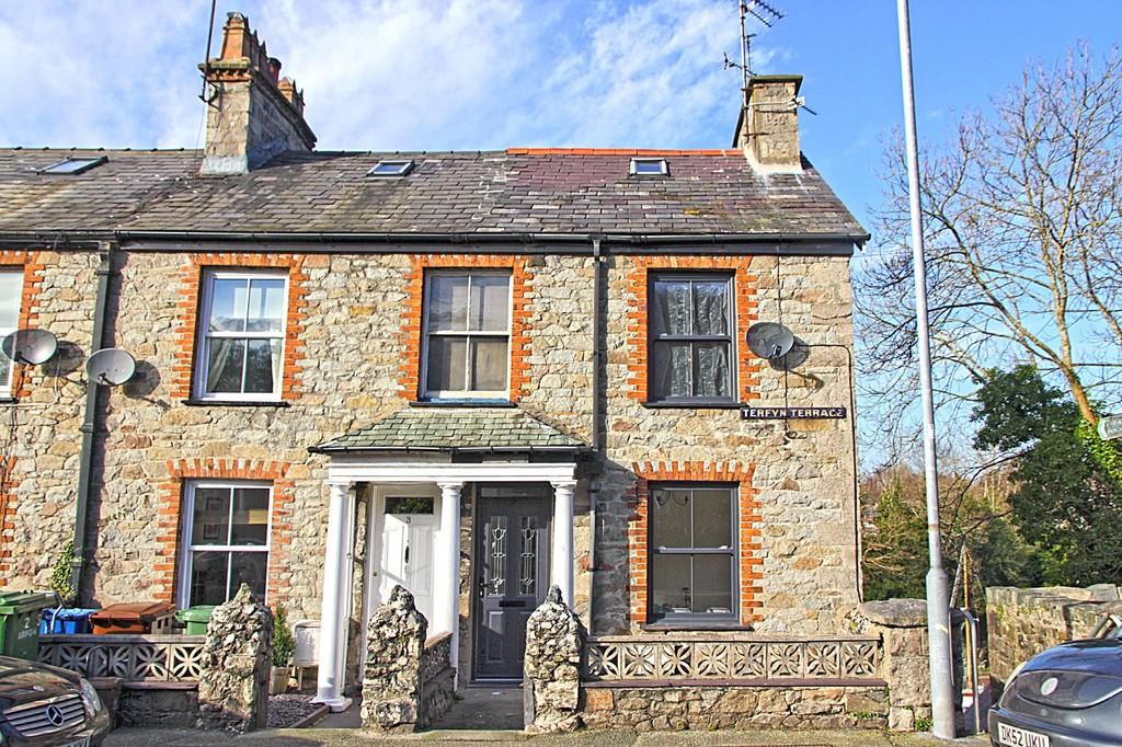 3 Bedrooms End Of Terrace House for sale in 2 Terfyn Terrace, Y Felinheli, North Wales