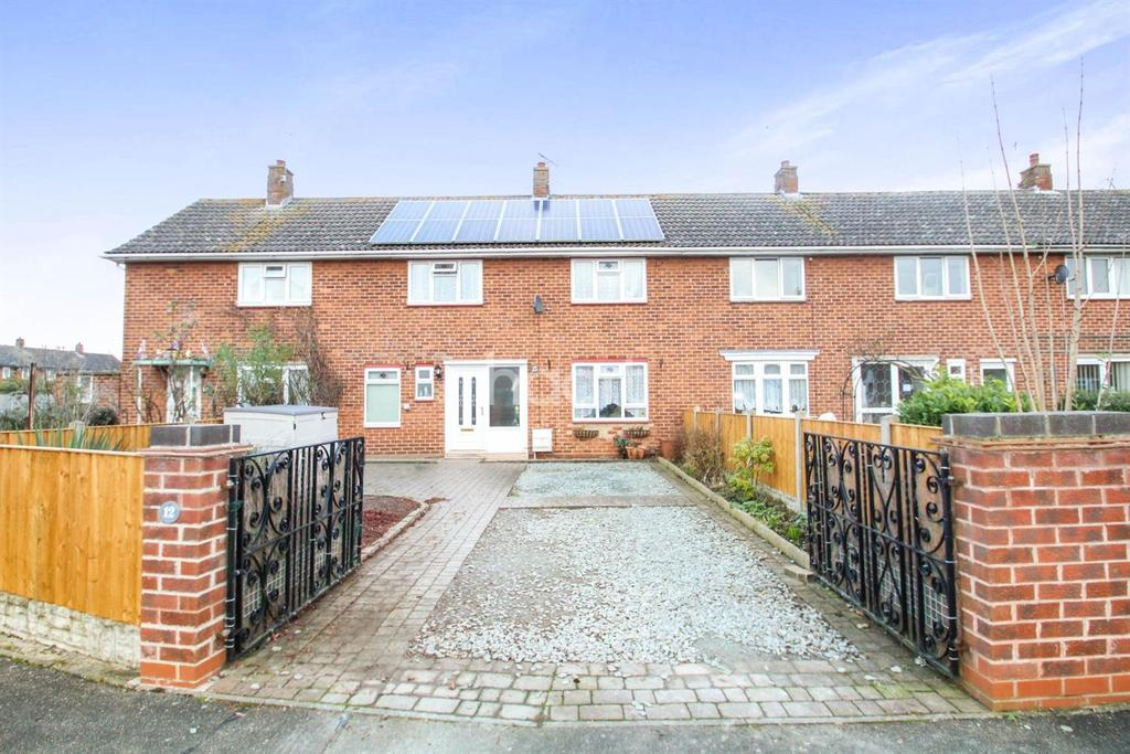 4 Bedrooms Terraced House for sale in Rosewood Close, Lincoln