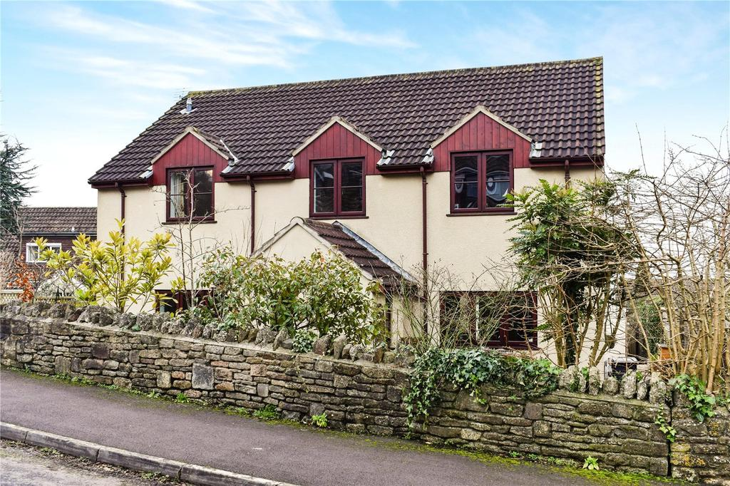 4 Bedrooms House for sale in Home Close, Westbury Sub Mendip, Wells, Somerset, BA5