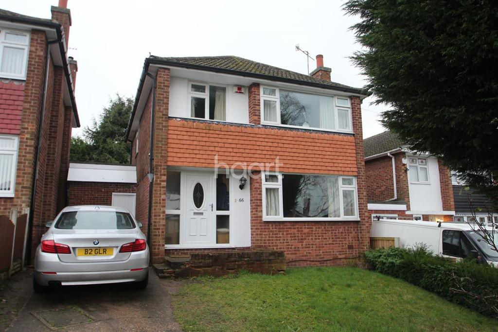 3 Bedrooms Detached House for sale in Brownlow Drive, Rise Park, Nottingham