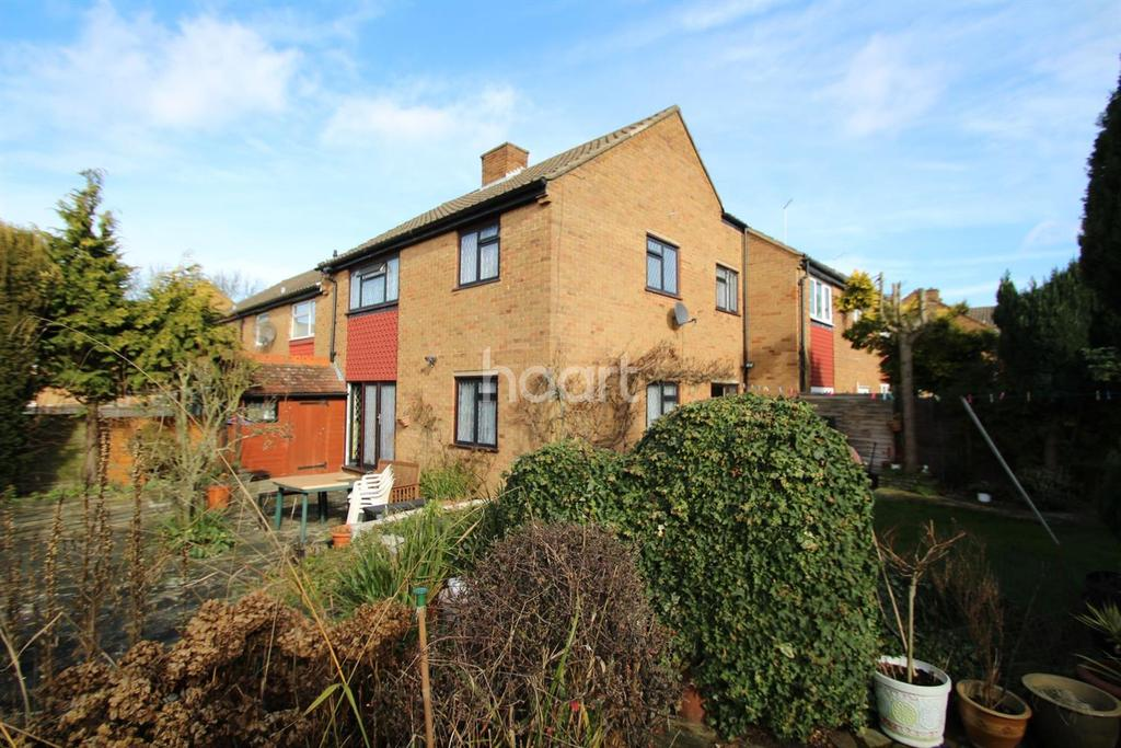 4 Bedrooms Terraced House for sale in Abbotsweld, Harlow