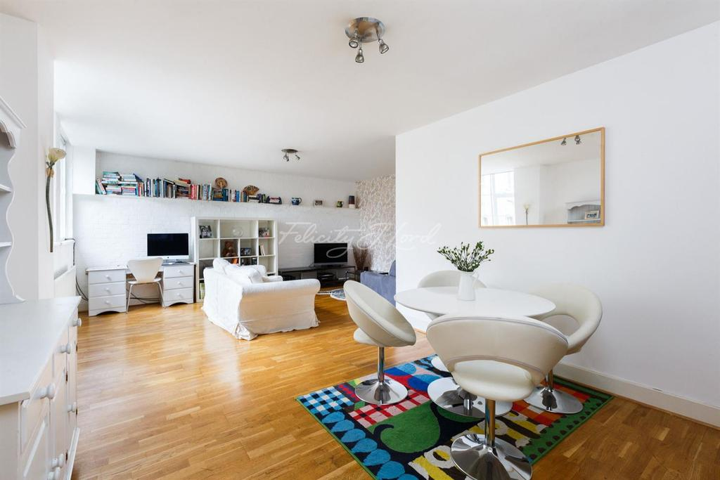 1 Bedroom Flat for sale in Citybridge, EC1V