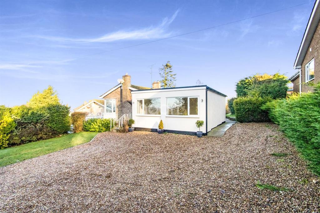 3 Bedrooms Bungalow for sale in Station Road, Waddington