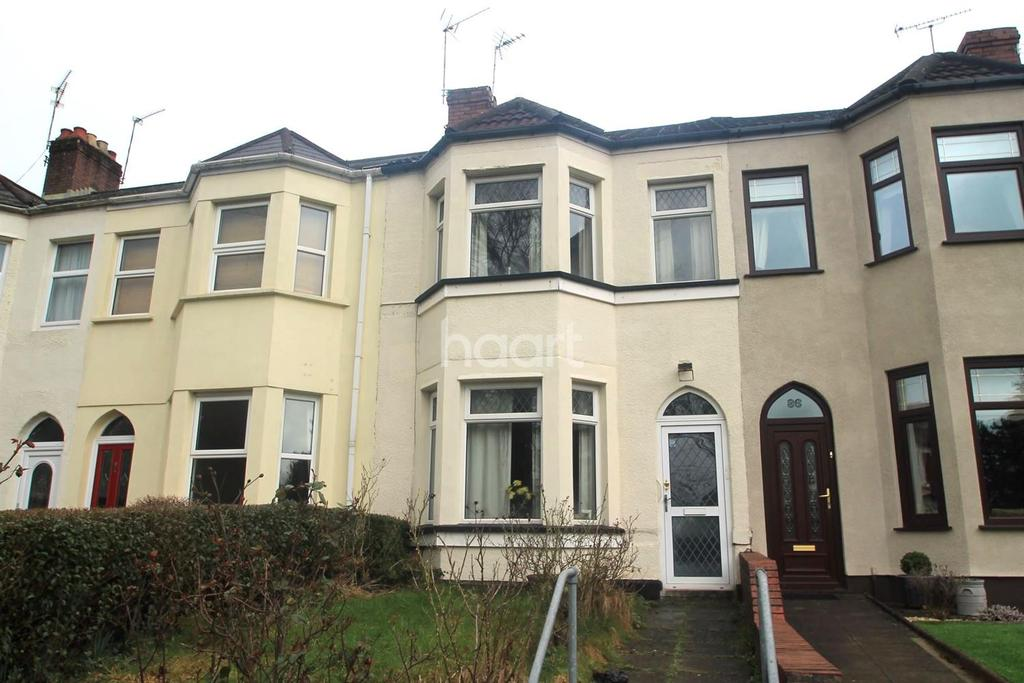 3 Bedrooms Terraced House for sale in Risca Road, Newport, City Centre