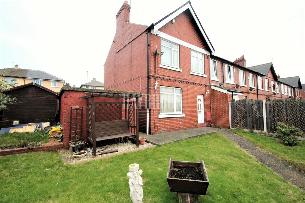 4 Bedrooms End Of Terrace House for sale in Ingsfield Lane, Bolton upon Dearne