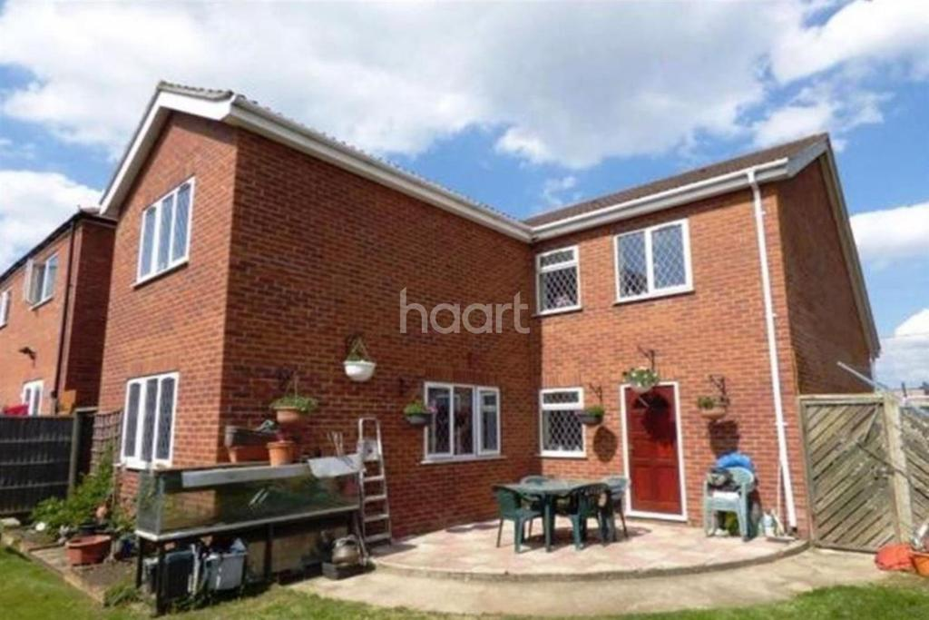 4 Bedrooms Detached House for sale in Boundary Lane, South Hykeham, Lincoln