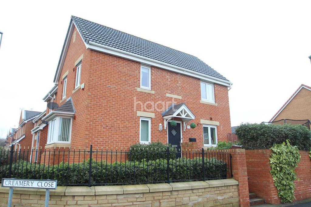 3 Bedrooms End Of Terrace House for sale in Beechdale Road , Beechdale