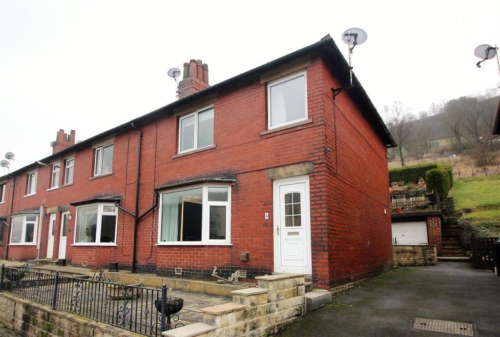3 Bedrooms Town House for sale in Stubbing Brink, Hebden Bridge