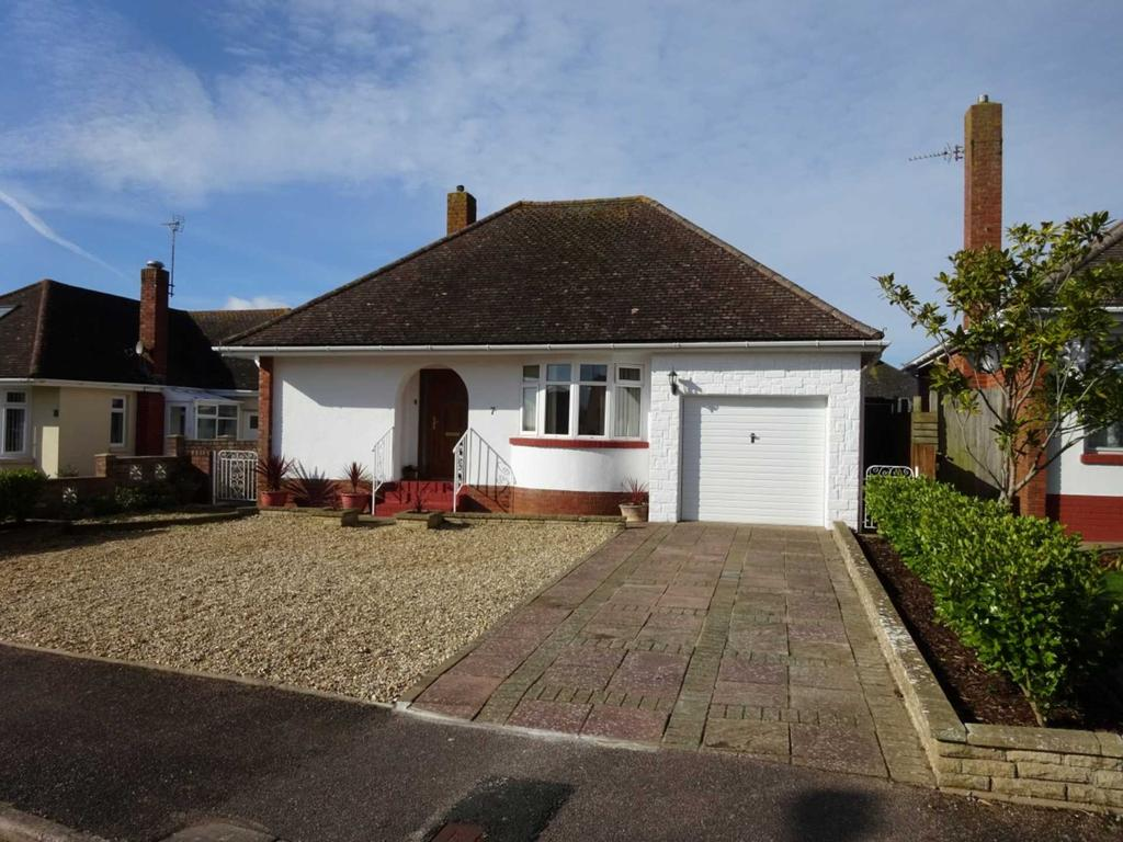 2 Bedrooms Detached Bungalow for sale in Warneford Gardens, Exmouth