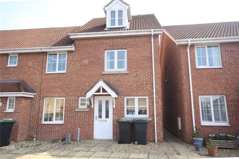 3 bedroom end of terrace house to rent - Rye Close, Sleaford, Lincolnshire, NG34
