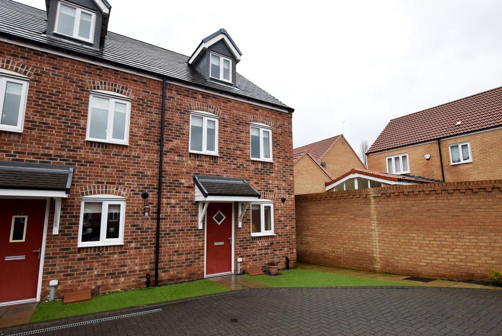 3 Bedrooms End Of Terrace House for sale in Hebburn