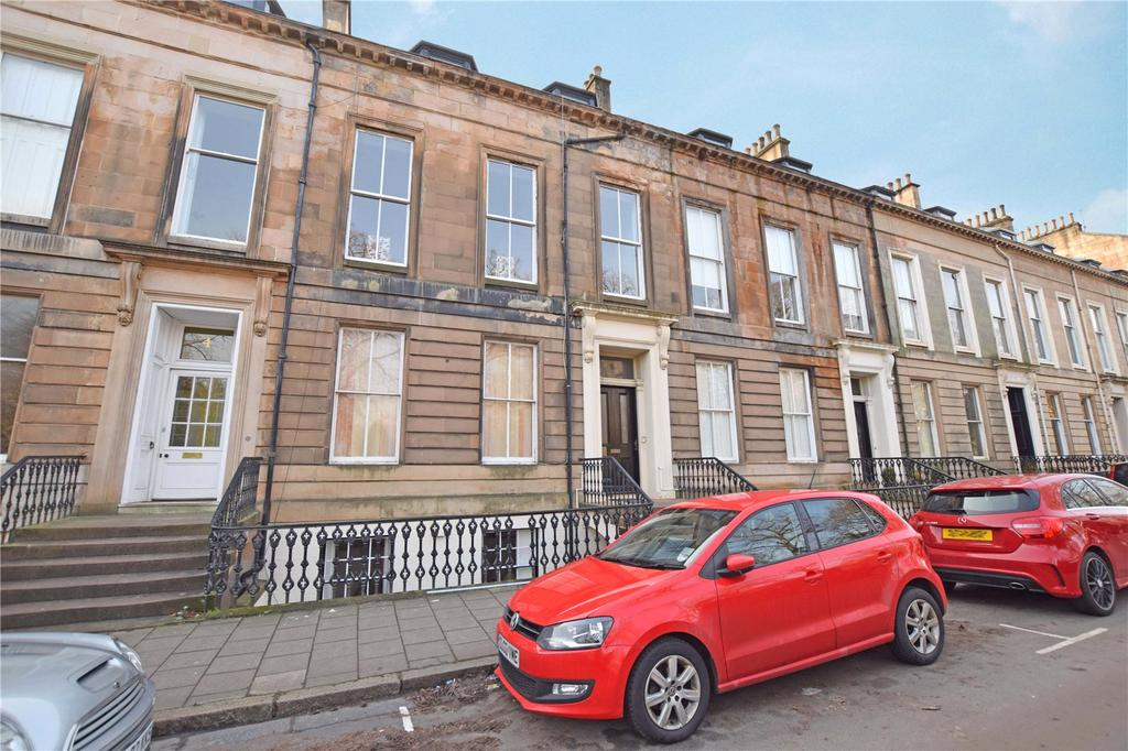 3 Bedrooms Apartment Flat for sale in 1st 2nd Duplex, Kew Terrace, Dowanhill, Glasgow