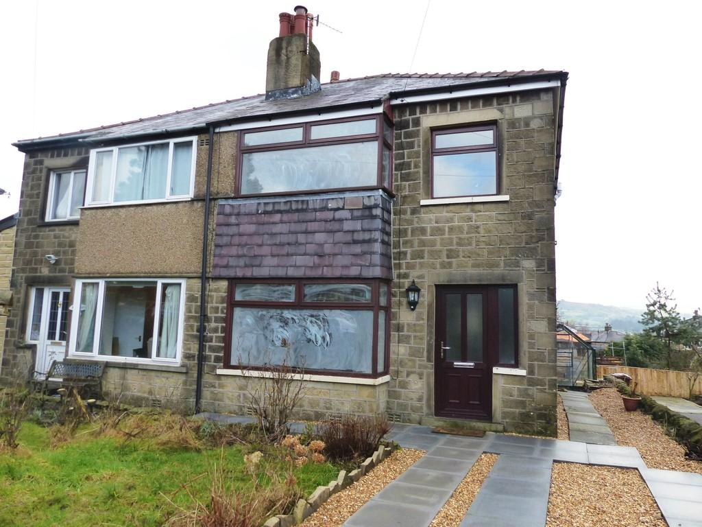 3 Bedrooms Semi Detached House for sale in Dradishaw Road, Silsden