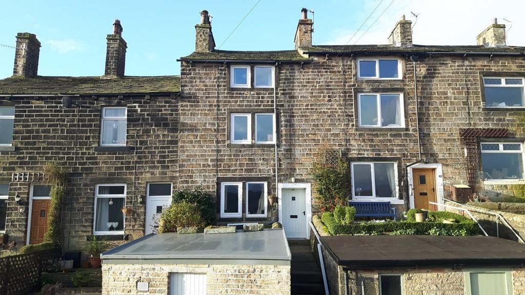 3 Bedrooms Terraced House for sale in Aire View, Cononley