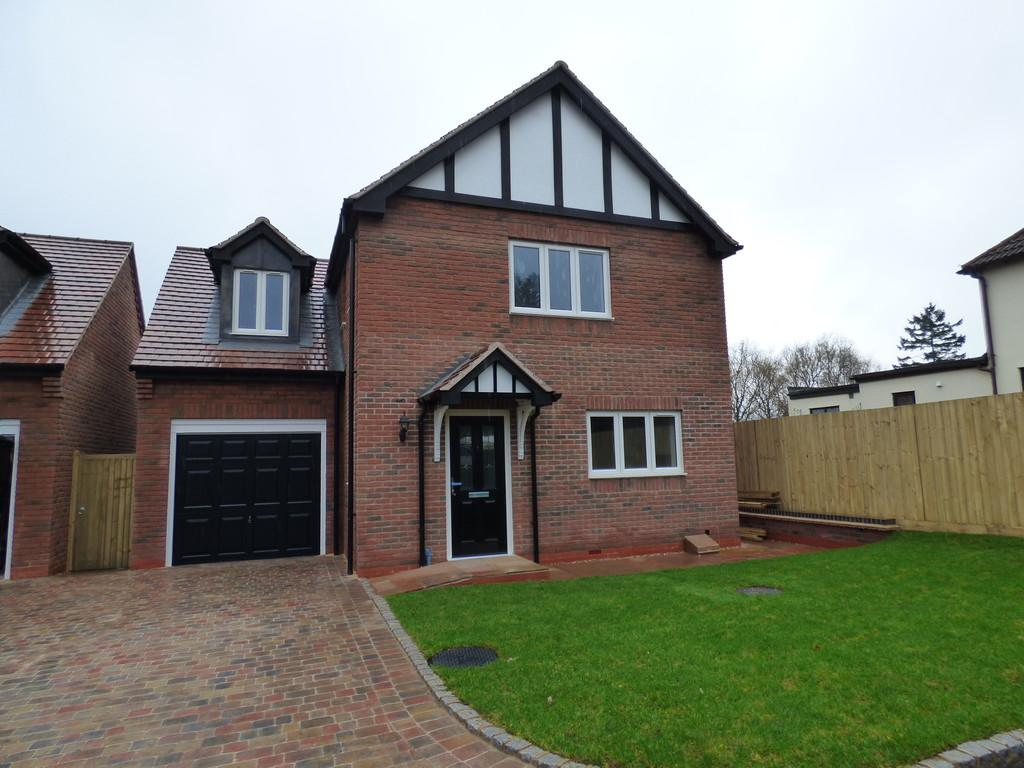 4 Bedrooms Detached House for sale in Plot 1 Marine Drive, Bidford On Avon