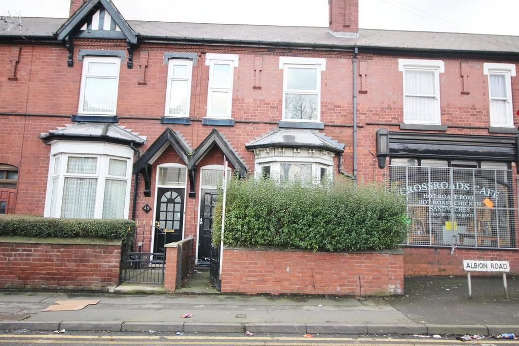3 Bedrooms Terraced House for sale in Albion Road, Wolverhampton
