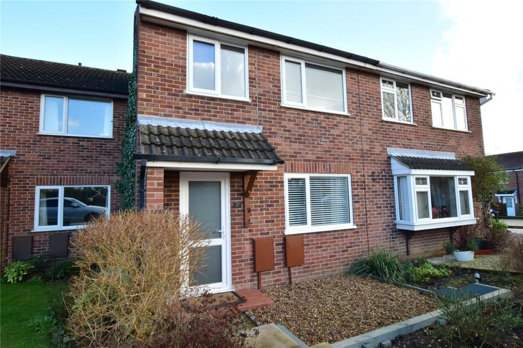 3 Bedrooms Terraced House for sale in Charnwood Avenue, Asfordby, Melton Mowbray
