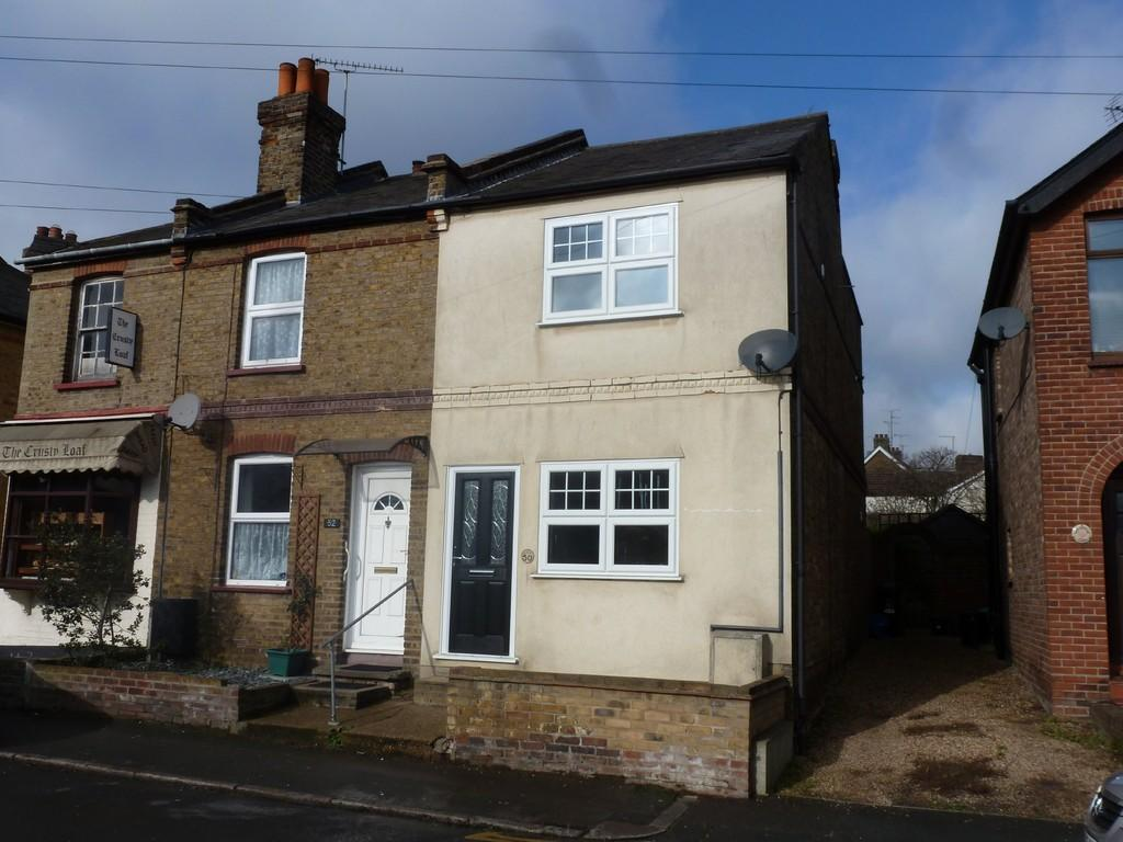 2 Bedrooms End Of Terrace House for sale in Spital Road, Maldon