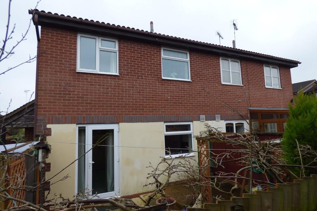 1 Bedroom Town House for sale in Heron Drive, Uttoxeter, ST14 8TN