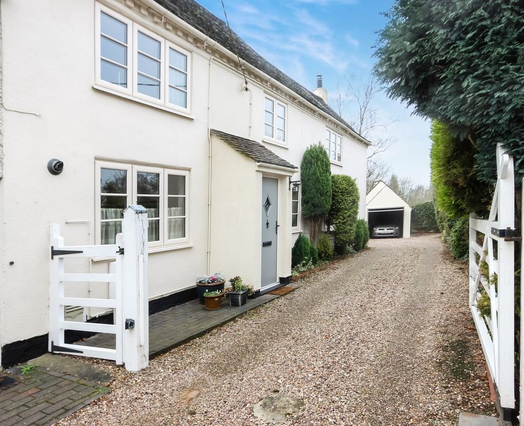 3 Bedrooms Cottage House for sale in Top Street, Appleby Magna