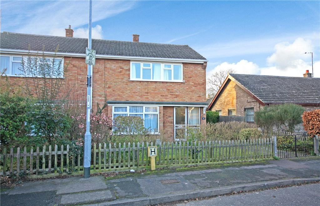 3 Bedrooms Semi Detached House for sale in Scotsdowne Road, Trumpington, Cambridge, CB2