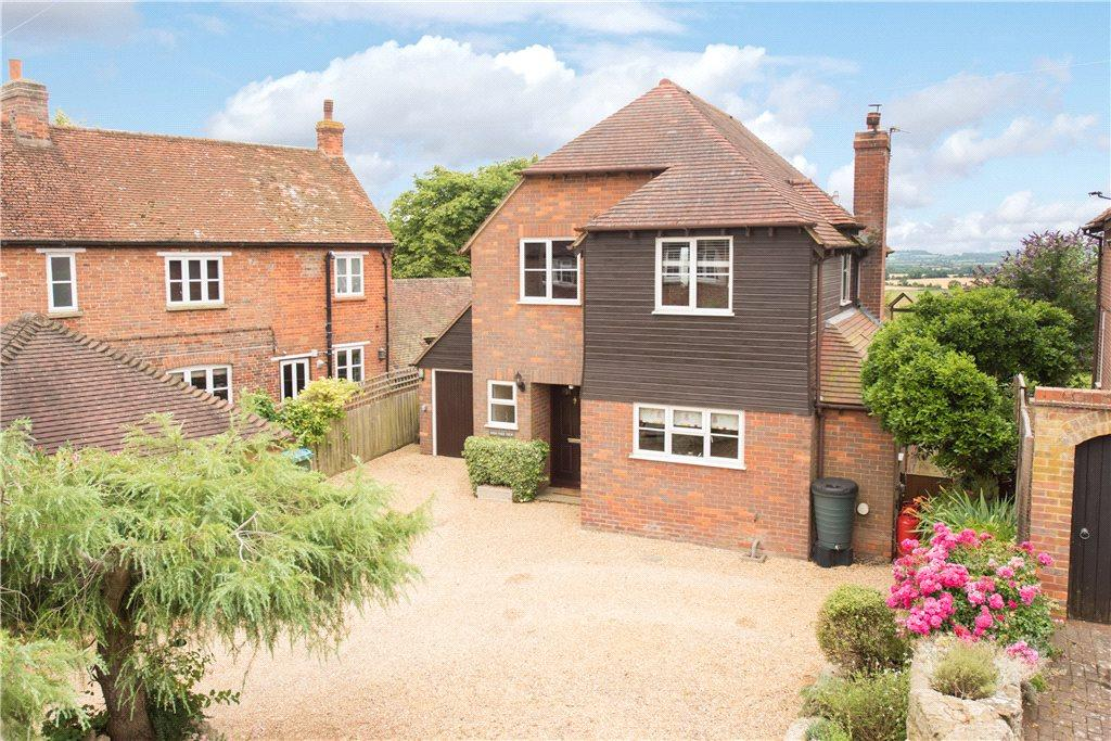 4 Bedrooms Detached House for sale in Little London, Whitchurch, Aylesbury, Buckinghamshire