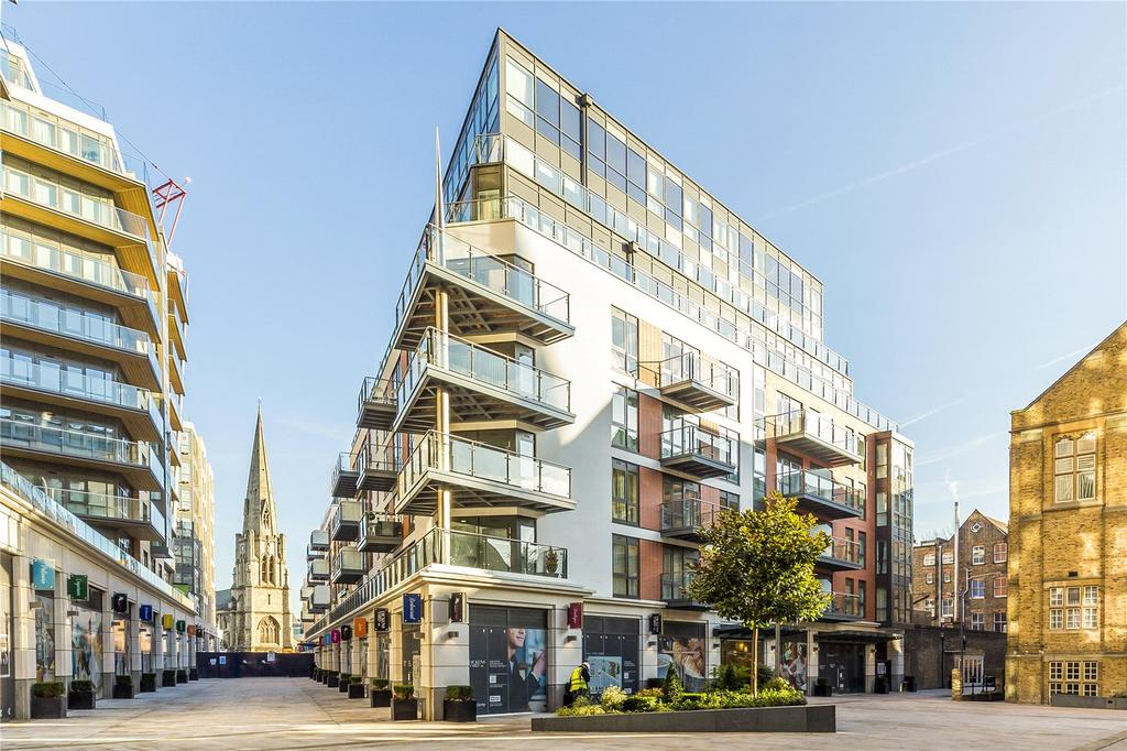 2 Bedrooms Flat for sale in Vista Apartments, Dickens Yard, Ealing, London, W5